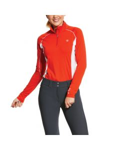 Ariat Tri-Factor 1/4 Zip Shirt