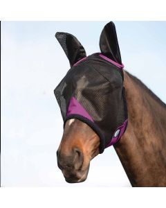 Weatherbeeta ComFiTec Durable Mesh Fly Mask with Ears