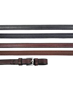 Nunn Finer Rubber Lined Reins
