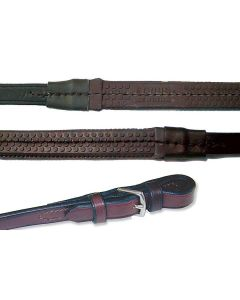 Nunn Finer Buckle End Rubber Reins