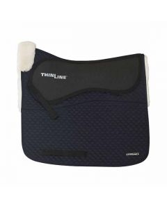 ThinLine Woven Wool Dressage Saddle Pad - New Style