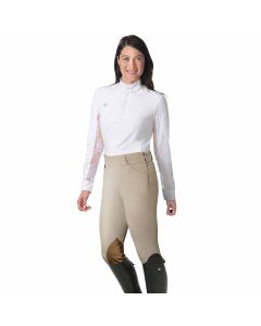 Romfh Daniella Side Zip Knee Patch Breech