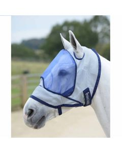 Bucas Buzz Off Deluxe Fly Mask Without Ears