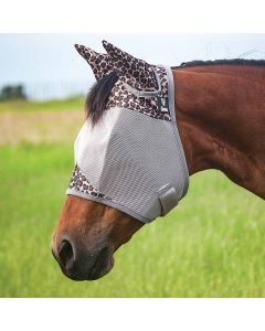 Cashel Standard Fly Mask with Ears Patterns