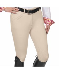 Romfh Sarafina Bling Euro Grip Silicone Breech - Knee Patch