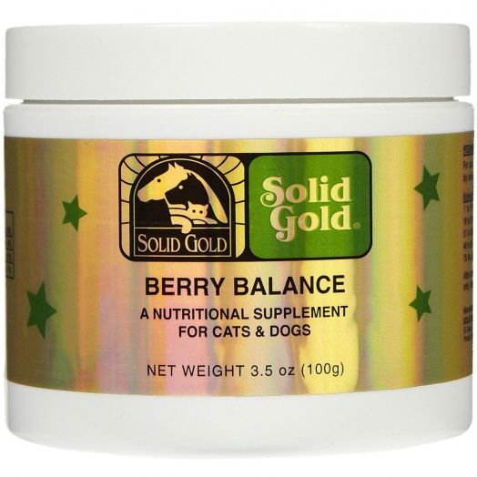 Solid Gold Berry Balance 3.5 ounces