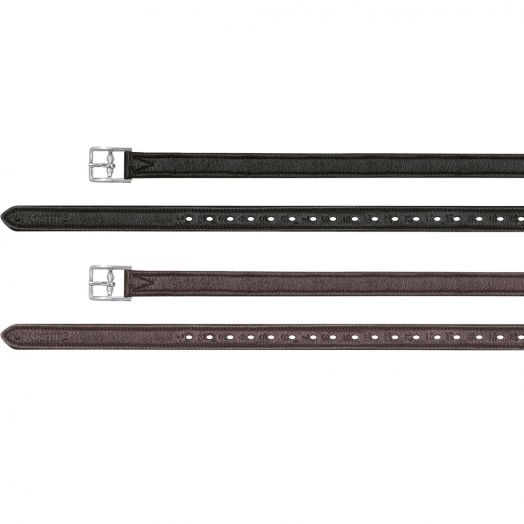 Passier Stirrup Leathers with Nylon Center