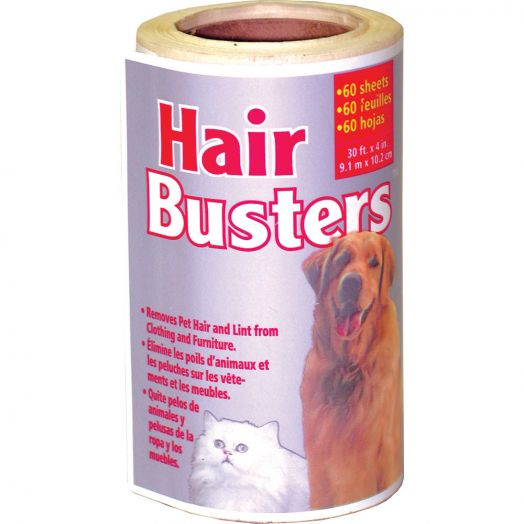 Lint Roller Refill - Hair Busters