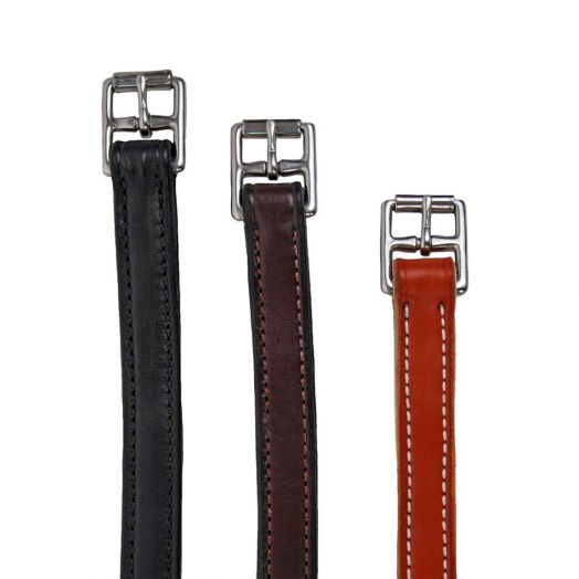 Nunn Finer Nylon Center Stirrup Leathers -3/4 Inch