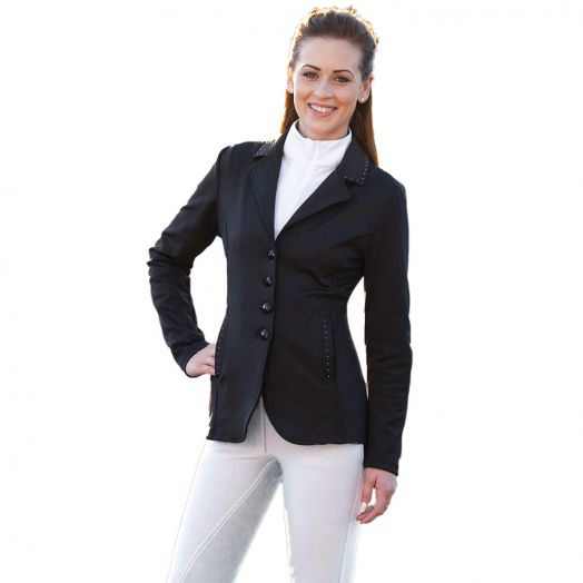 Romfh Navy Bling Show Coat - Closeout