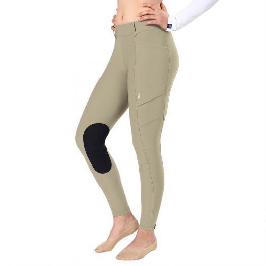 Irideon Issential Ladies Cargo Riding Tights
