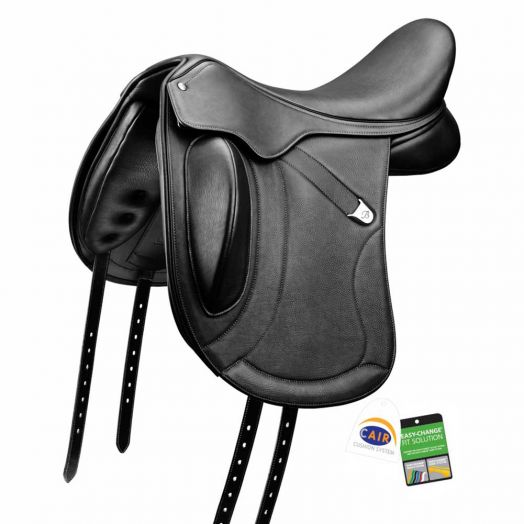 Bates Innova Mono+ Dressage with Luxe Leather