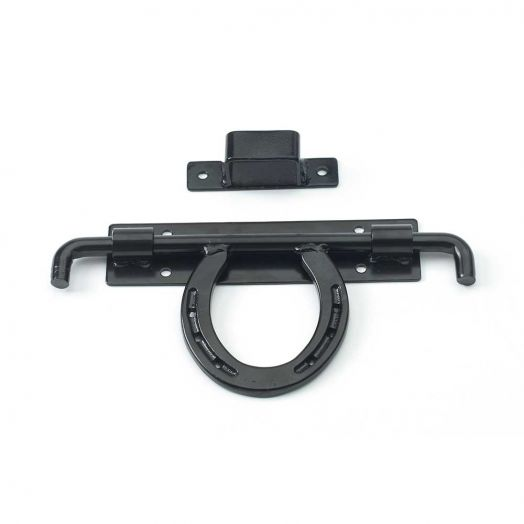 Horseshoe Door Latch