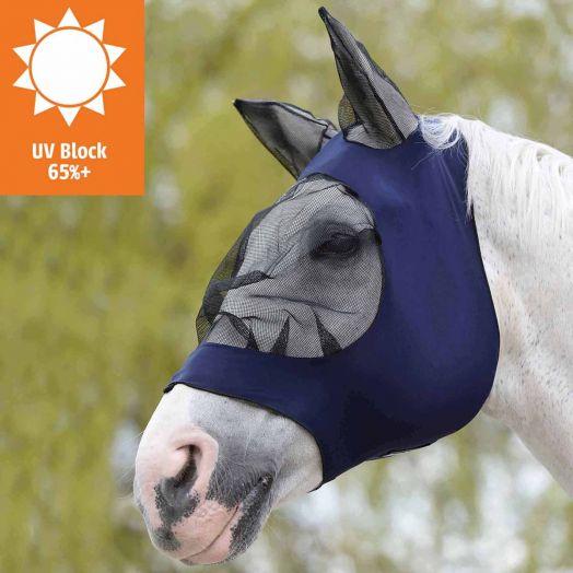 WeatherBeeta Stretch Eye Saver Fly Mask with Ears