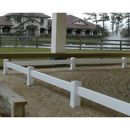 Premier Equestrian Classic Arena 20x60 Post Anchor