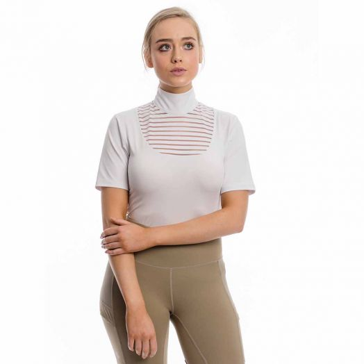 Lisa Technical Short Sleeve Competition Shirt