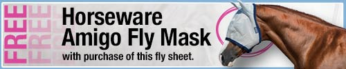 Horseware Fly Mask Special